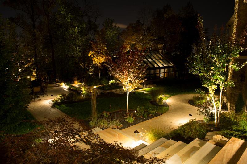North Dallas Outdoor Lighting Frisco