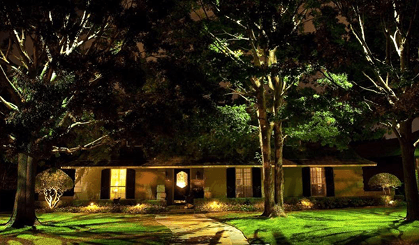 Plano Landscape Light Design Mckinney Lighting