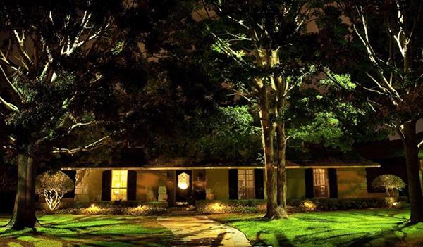 Plano Landscape Light Design Mckinney